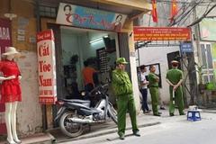 Người đàn ông treo cổ trên cột điện ở quận Thanh Xuân