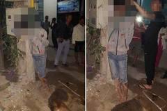 Trộm chó, nam thanh niên bị người dân treo cổ
