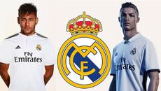Neymar sẽ về Real Madrid: Thay Ronaldo đấu Messi