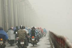 Thời tiết 26/10: Miền Bắc xuất hiện sương mù, nắng hanh