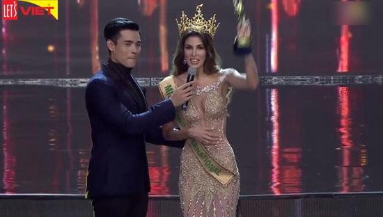 Ảnh nóng bỏng của Tân Miss Grand International 2017