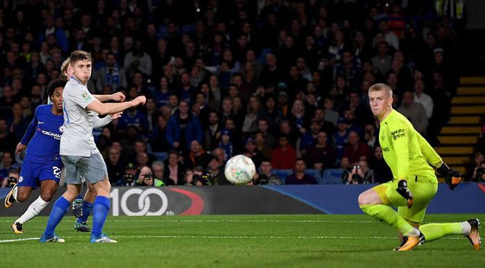 Chelsea,Everton,Cup Liên đoàn Anh