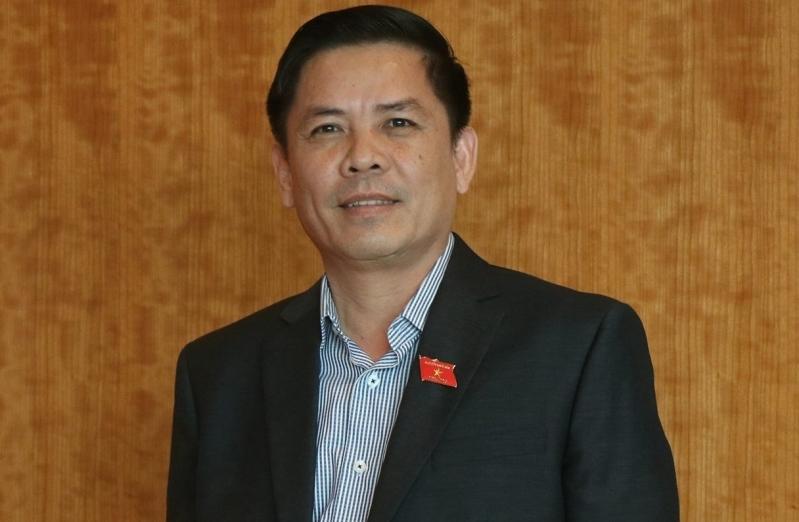 Tân Bộ trưởng Bộ Giao thông vận tải ra mắt