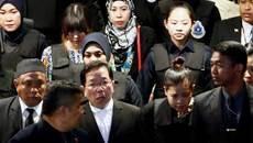 Malaysia mù mờ về các nghi phạm Triều Tiên vụ sát hại 'Kim Jong Nam'