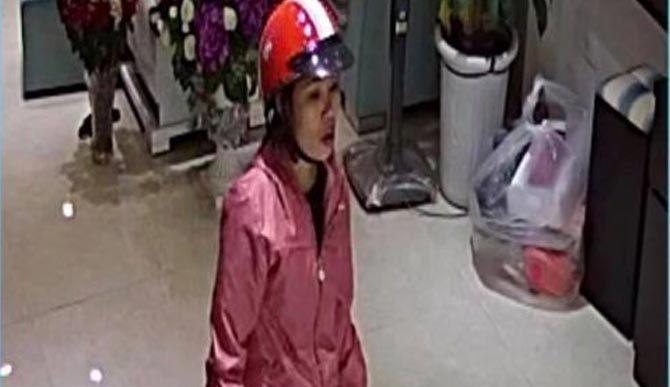 Truy tìm đối tượng nữ vào cửa hàng trên phố Khâm Thiên 'ẵm' đồ hàng trăm triệu đồng