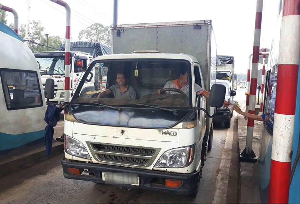 BOT,BOT Biên Hòa,Đồng Nai,trạm thu phí,phí đường bộ