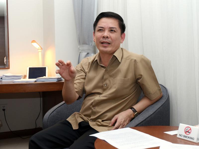 Bộ trưởng Giao thông vận tải,bổ nhiệm,Bộ Giao thông vận tải,Nguyễn Văn Thể
