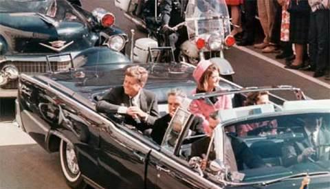 Video Tổng thống Mỹ Kennedy bị ám sát