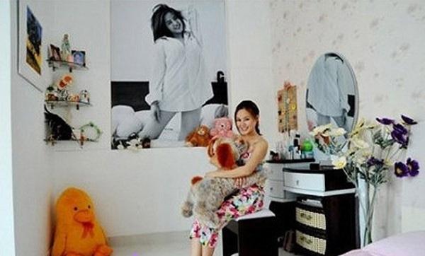 Không cần chồng đại gia, Vy Oanh vẫn có khối tài sản vạn người mơ ước