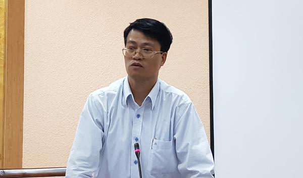 Bộ Y tế công bố lý do Thứ trưởng Cường vắng mặt tại toà