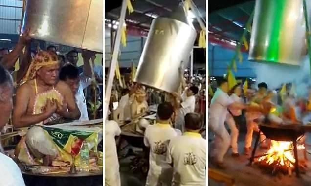 pháp sư,Malaysia,nghi lễ,tử vong