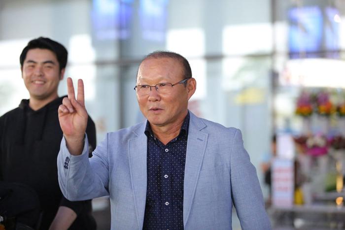 VFF tìm trợ lý cho HLV Park Hang Seo