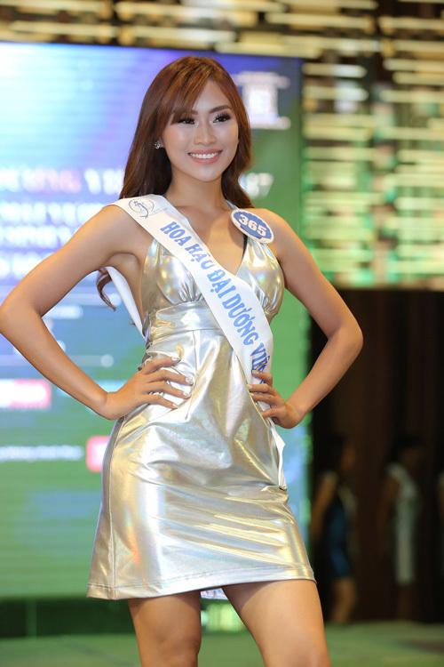 Hồ Ngọc Hà biểu diễn chung kết Hoa hậu Đại dương 2017