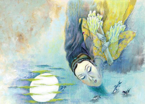 Truyện Kiều và Lục Vân Tiên có diện mạo mới tuyệt đẹp