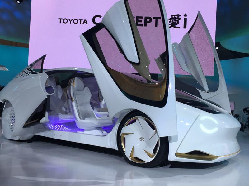 Hình ảnh khó tin về mẫu ô tô tương lai mà chúng ta sẽ đi