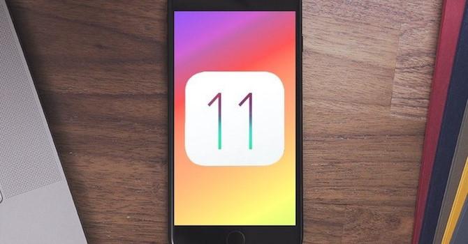 iOS 11,Apple