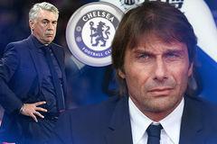 "Abramovich ""đá"" Conte, chọn Ancelotti thay thế"