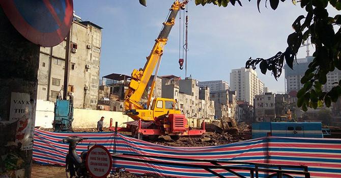 Hà Nội phê duyệt điều chỉnh cục bộ quy hoạch phân khu đô thị tại 82 Nguyễn Tuân
