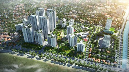 Khu đô thị xanh chuẩn 'Eco' phía Nam Hà Nội