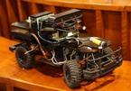 FPT tổ chức thi lập trình xe tự hành, giải thưởng 450 triệu