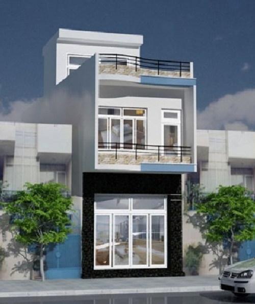 nhà đẹp,chi phí xây nhà,nhà 2 tầng,thiết kế nhà