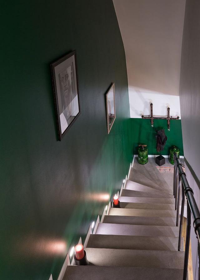 Nhà 2 tầng đẹp 'hút hồn' với thiết kế vô cùng lạ mắt