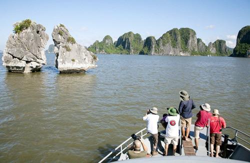 Quảng Ninh tăng đà phát triển du lịch
