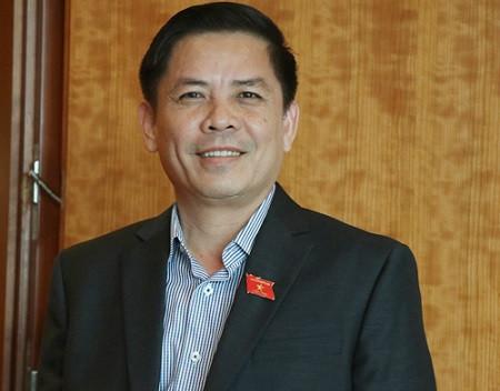 Tân Bộ trưởng GTVT Nguyễn Văn Thể
