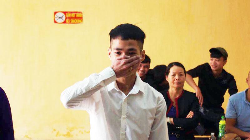 Đánh bà nội,Cố ý gây thương tích,Thanh Oai Hà Nội