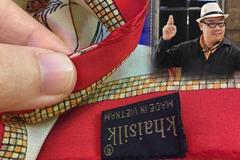 Khaisilk bán lụa Tàu: Bóc tiếp những cái tên 'chưa bị lộ'