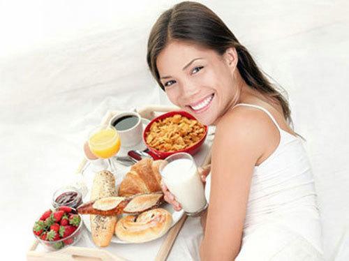 Chế độ ăn giúp tăng cân nhanh