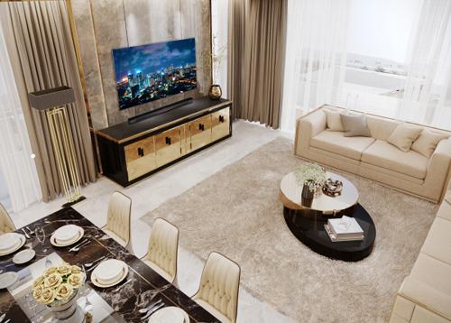 Điều gì làm nên một phòng khách thượng lưu?