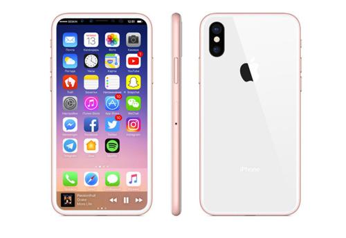 iPhone X sẽ gây 'bão' khi cập bến Việt Nam