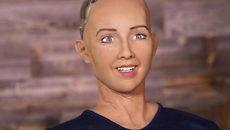 Robot muốn thống trị loài người bất ngờ gọi tên Elon Musk