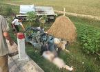 Xe khách đâm xe tải, tài xế tử vong trong cabin
