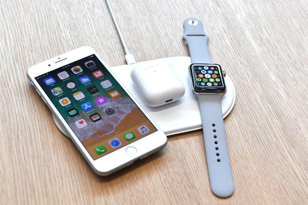 iPhone,Điện thoại iPhone,iPhone 8,iPhone X,Sạc không dây