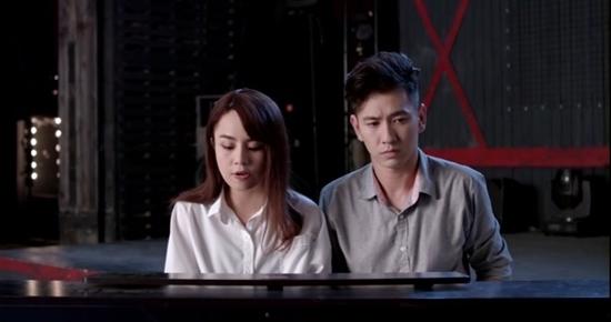 'Glee' tập 10: Thú nhận có thai, Angela Phương Trinh bị đuổi khỏi nhà