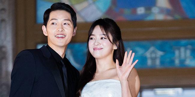 Đám cưới Song Joong Ki và Song Hye Kyo sẽ cực kỳ riêng tư