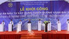 Hà Nội chi hơn 1.000 tỷ đồng làm 5,5 km đường vành đai