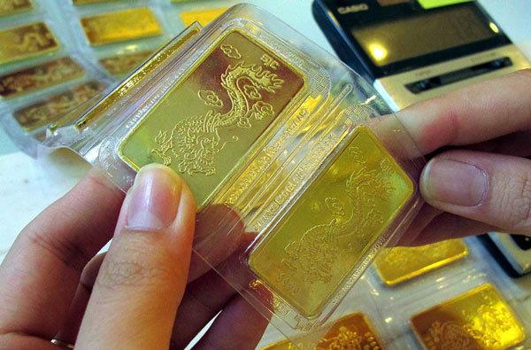 Giá vàng hôm nay 29/10: Giảm 180 nghìn đồng/lượng