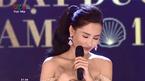 Thí sinh ấp úng, vật vã ứng xử tiếng Anh ở Hoa hậu Đại dương 2017