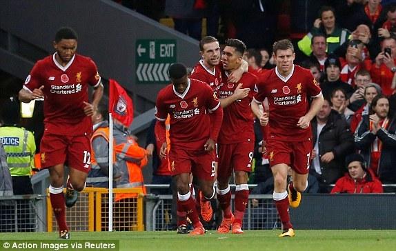 Bùng nổ hiệp 2, Liverpool vùi dập đội hạ sát MU