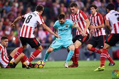 Messi lập công, Barca tiếp đà chiến thắng