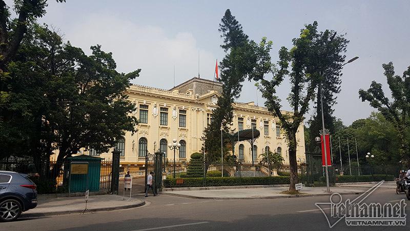 Công trình ngoại giao trăm tuổi hào hoa bậc nhất Đông Dương