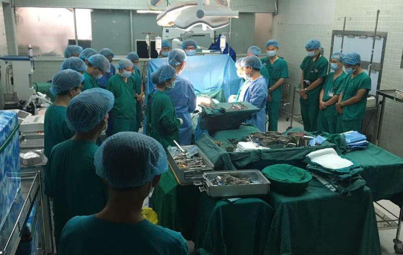 Bệnh viện đầu tiên lập 8 kỷ lục Việt Nam