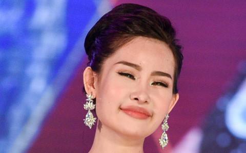 Hoa hậu Đại dương,Lê Âu Ngân Anh