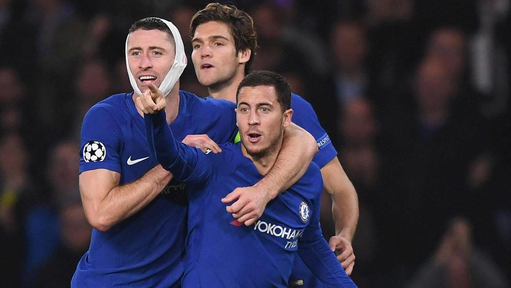 Hazard khiêu vũ cùng Chelsea: MU, hãy đợi đấy!