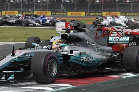 F1 Mexico GP: Verstappen đăng quang, Hamilton lần thứ 3 vô địch Thế giới