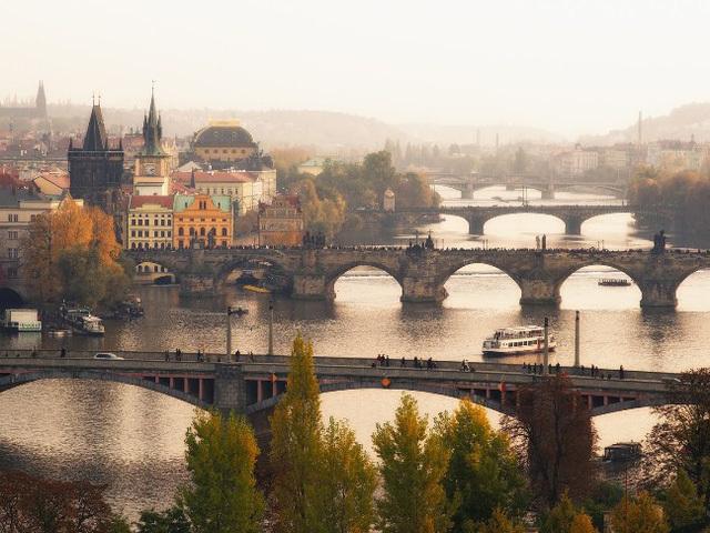 Châu Âu,Mùa thu,Khám phá