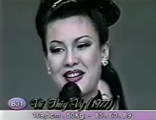 Khán giả lật lại màn ứng xử gây cười ở Hoa hậu Việt Nam 1999